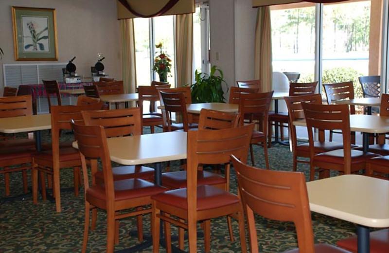 Dining Area at Fairfield Inn Myrtle Beach