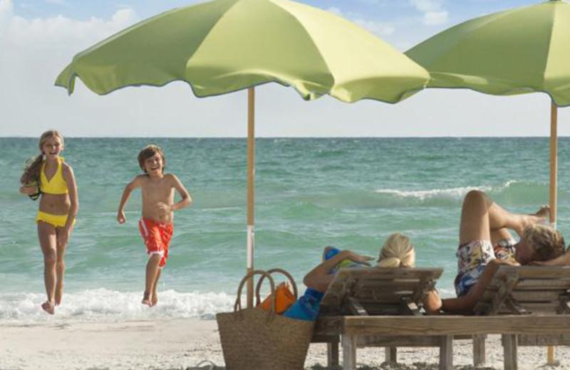 Beach Fun at Longboat Key Club