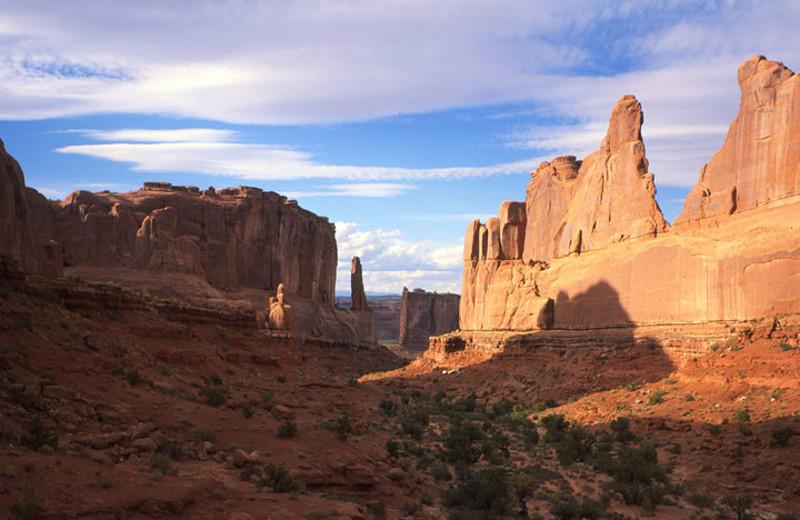 Canyonlands Surrounding Moab Under Canvas