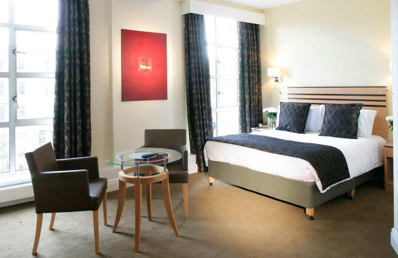 Guest room at Gresham.