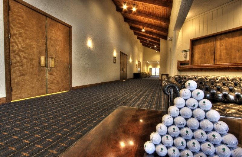 Interior view at Toftrees Golf Resort and Conference Center.