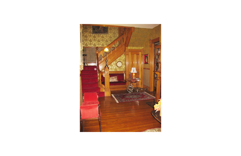 Interior at Marigold Manor Bed