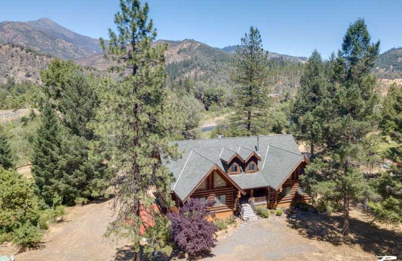 Rental exterior at Redwood Coast Vacation Rentals