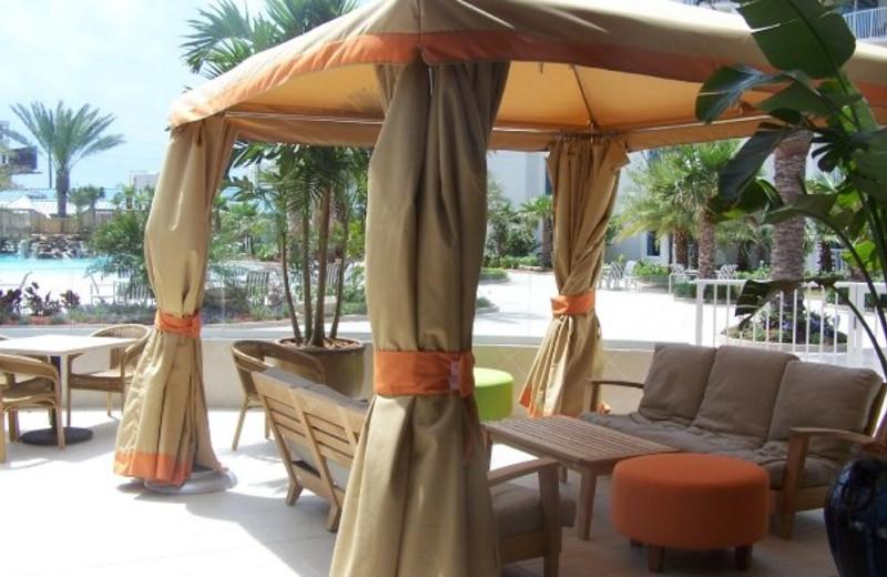 Cabana at The Palms of Destin Resort & Conference Center.