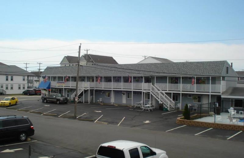 Exterior View of Marguerite Motel