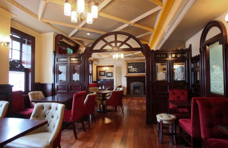 Dining at Carraig Hotel.