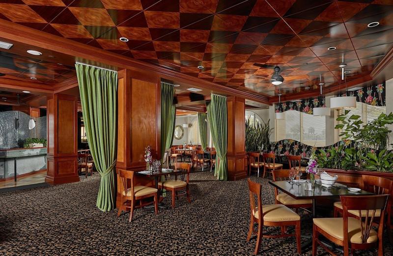 Restaurant at Plaza Resort & Spa.