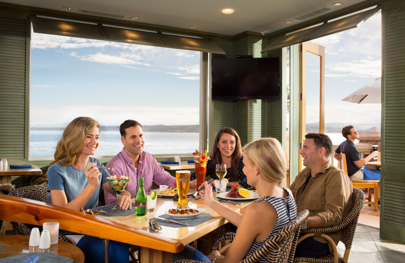 Enjoy delicious lunch offerings at Schooners Coastal Kitchen & Bar before you head out to explore!