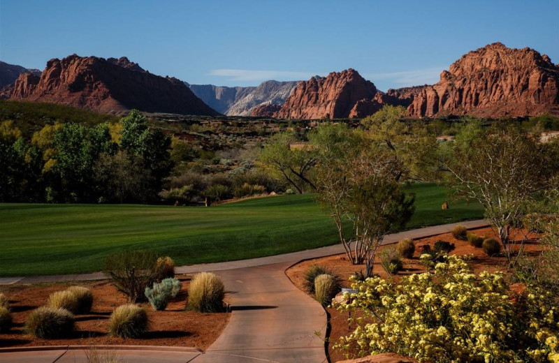 Scenic view at The Inn at Entrada.