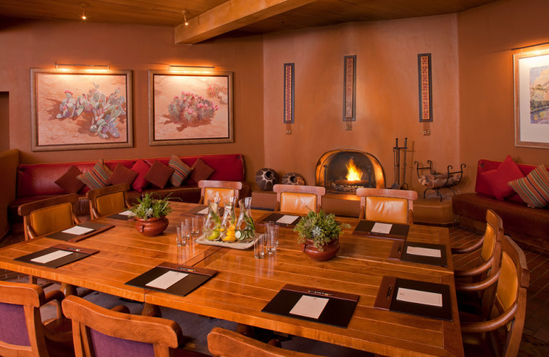 Meeting room at The Wigwam Resort.