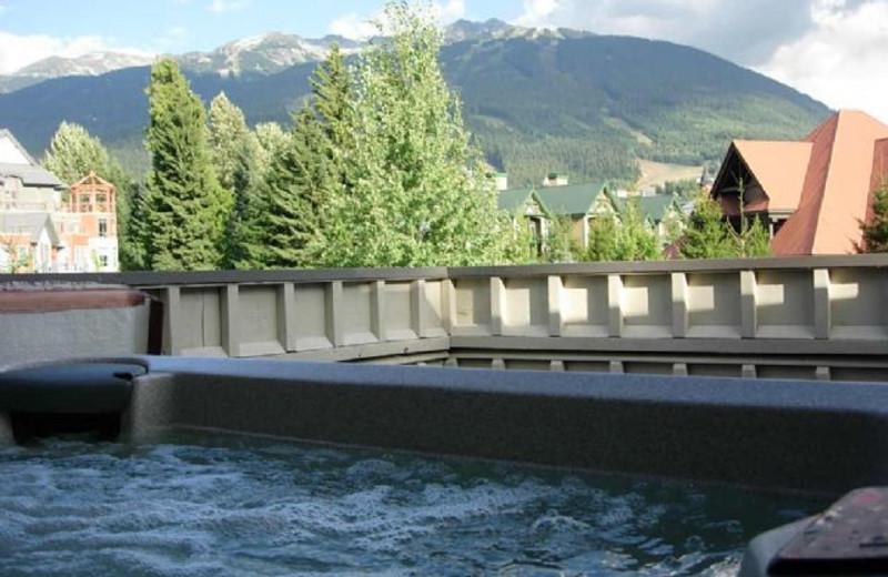 Dam at Stoney Creek Resort Properties.