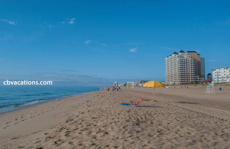 Beach at CBVacations.com