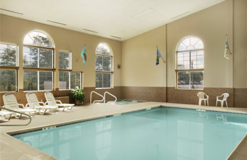 Indoor Swimming Pool at Best Western Plus Cooperstown Inn & Suites