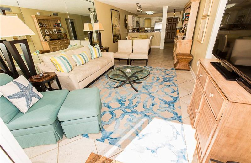 Interior at Holiday Isle Properties - Destin on the Gulf 505.
