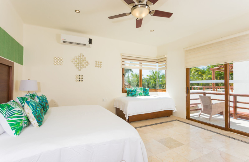 Bedroom at La Isla - Casa del Mar.
