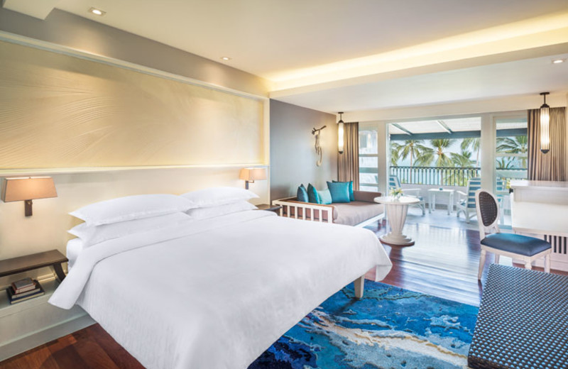 Guest room at Imperial Samui.
