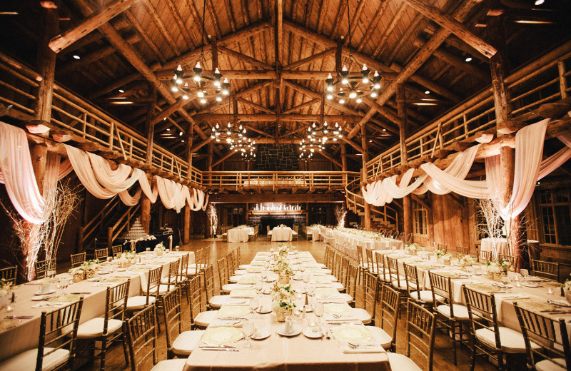 The Great Hall wedding and reception venue