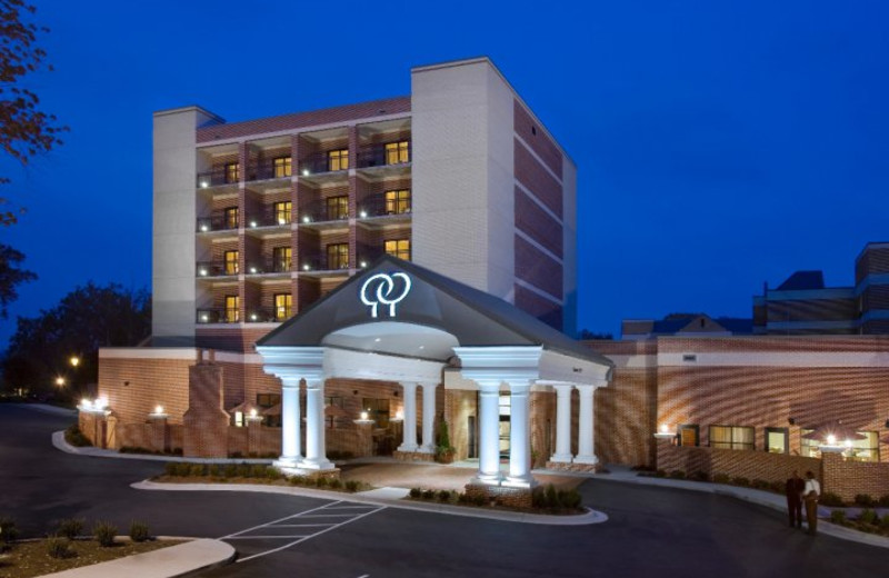 Welcome To The Doubletree Hotel Biltmore Asheville