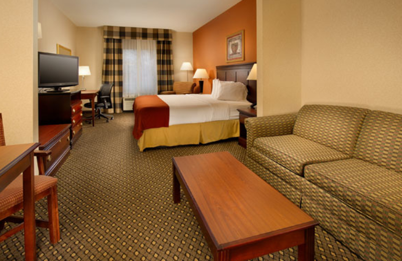 Suite at Holiday Inn Express Chambersburg