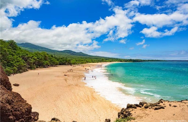 Beach at Vacation Rental Pros - Maui.