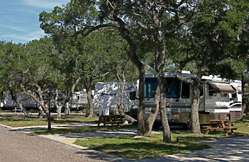 RV Sites at Last Resort