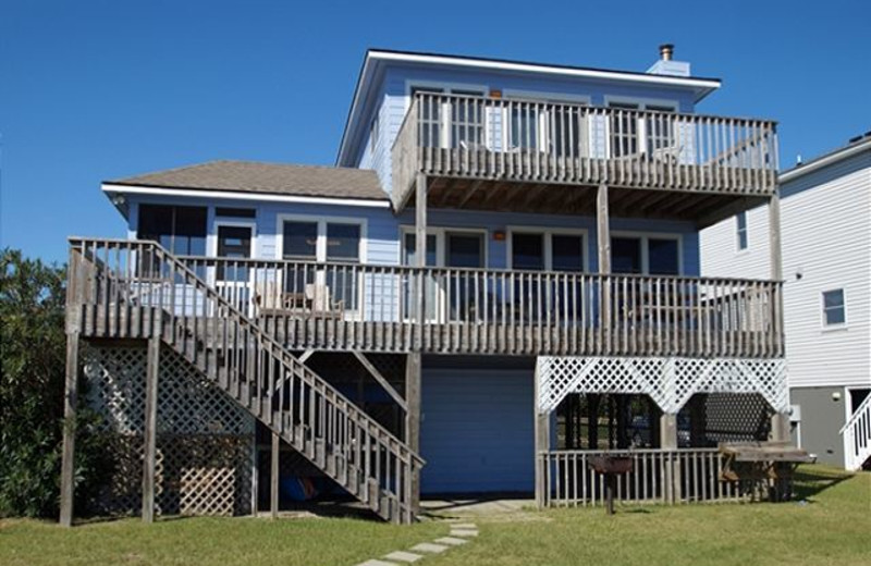 Rental Exterior at Carolina Shores Vacation Rentals