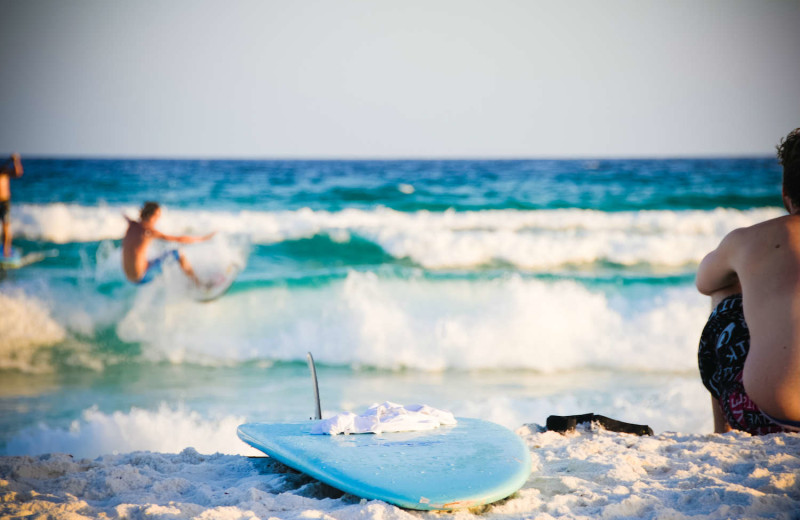 Surfing at Have Travel Memories.
