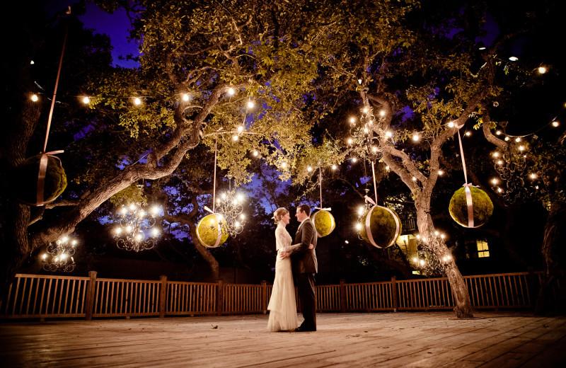 Wedding at Hyatt Regency Hill Country Resort and Spa.