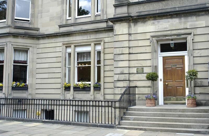 Exterior view of The Edinburgh Residence.