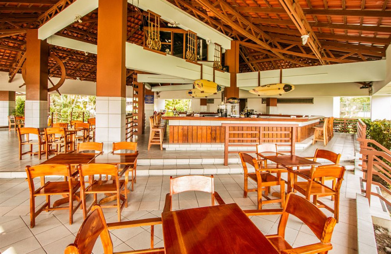 Dining at Jaco Beach Resort.