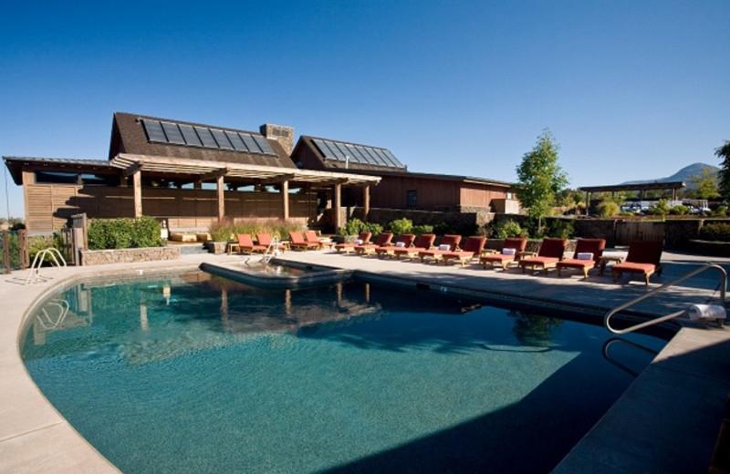 Spa Exterior at Brasada Ranch