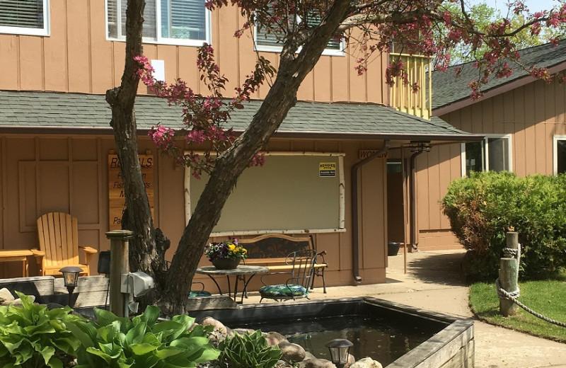 Exterior at Sullivans Resort & Campground