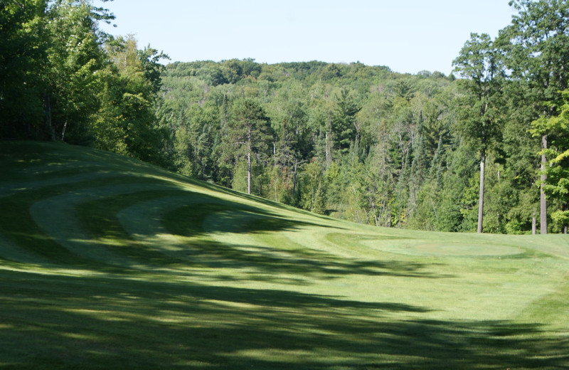 Forest Ridge Golf Course is the 18-hole Championship Layout onsite at Lakewoods Resort