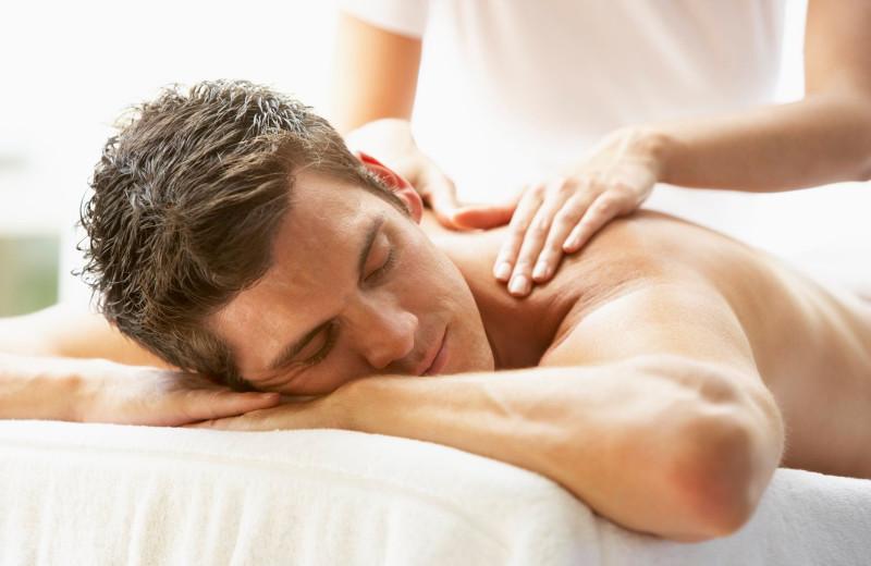 Massages at Boar's Head Resort.