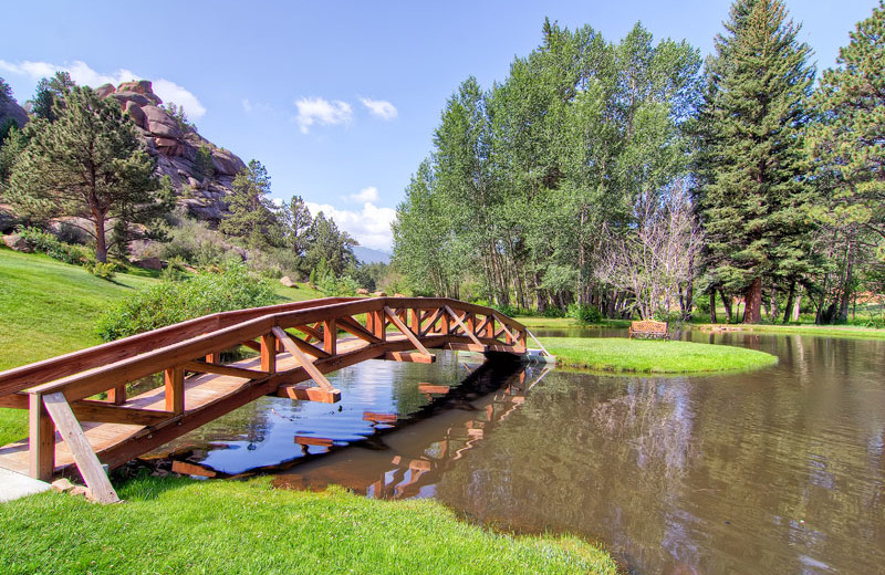 Bridge at Black Canyon Inn.