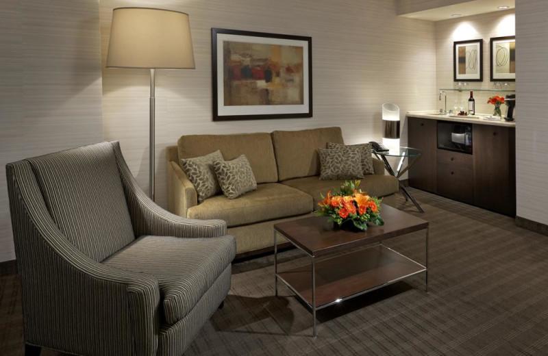 Guest Room at Cambridge Suites Toronto