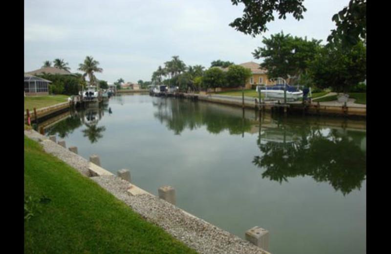 Canals at American Patriot Getaways.