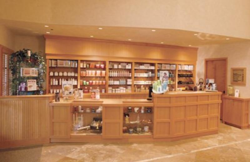 Spa Front Desk at Semiahmoo Resort