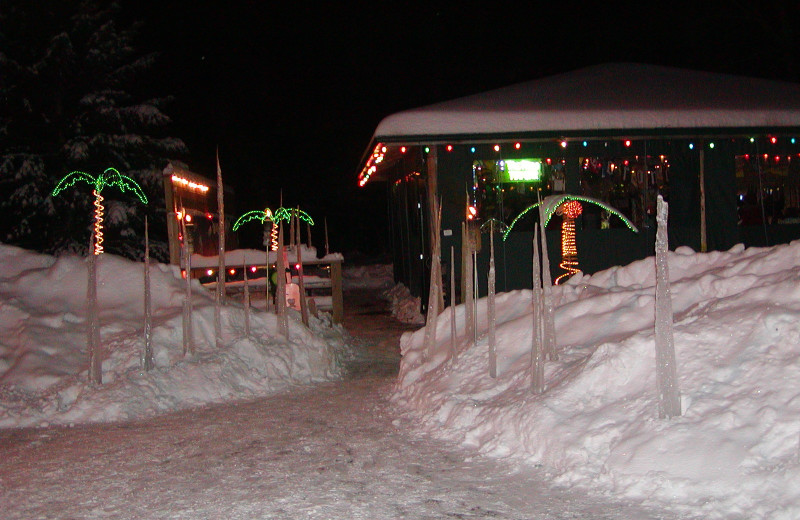 Frog Tiki Bar (heated from Fall to Spring -- open Thu/Fri/Sat @ 4:00pm)