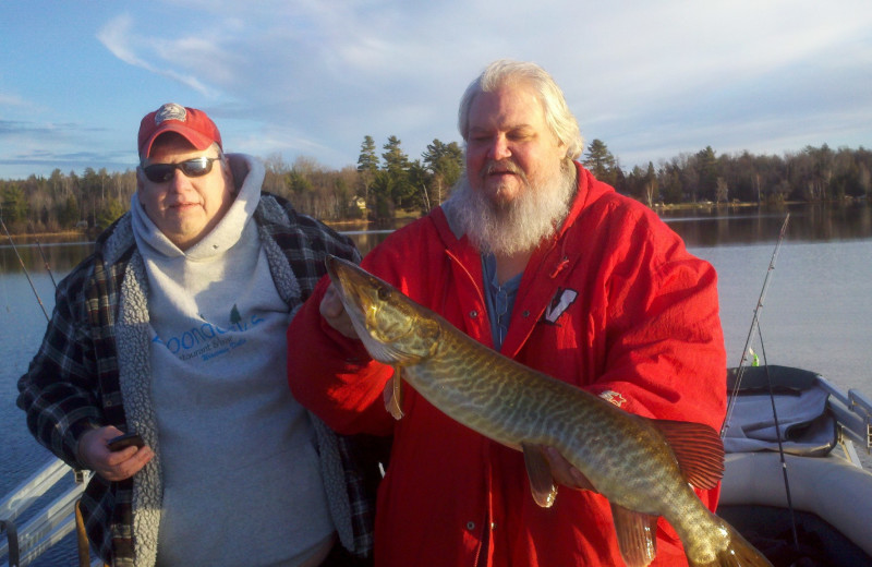 Fishing at Idle Hour Resort.