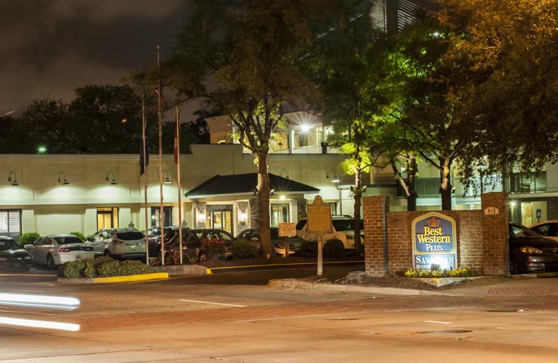 Exterior View of Best Western Plus Savannah Historic District