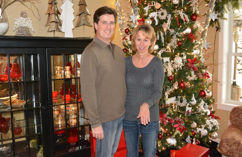 Celebrating the Holiday Season at Summer Creek Inn & Spa.