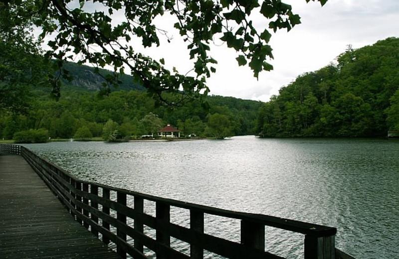 The Lake at Lake Lure Inn