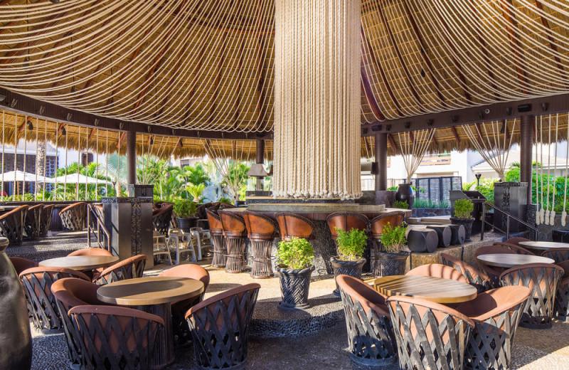 Dining at Cabo Azul Resort & Spa.
