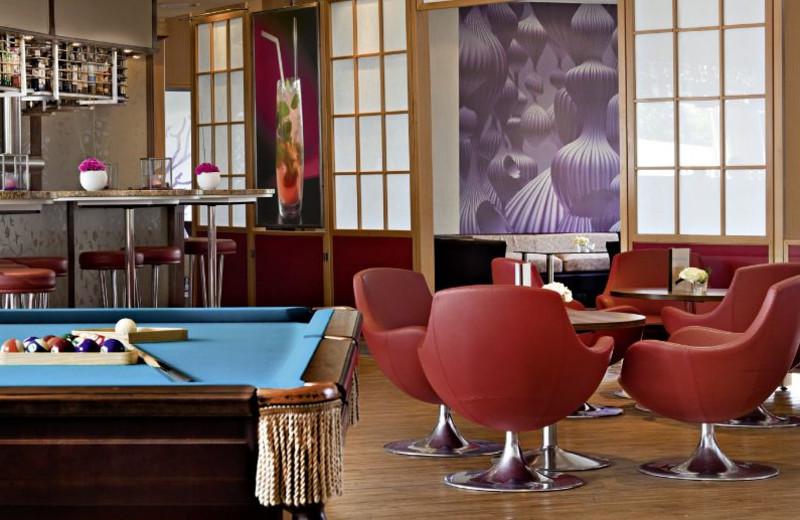 Lounge at Mövenpick Frankfurt/Oberursel.