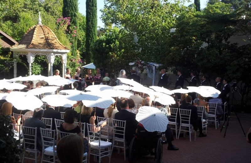 Weddings at Vizcaya Pavilion & Mansion.