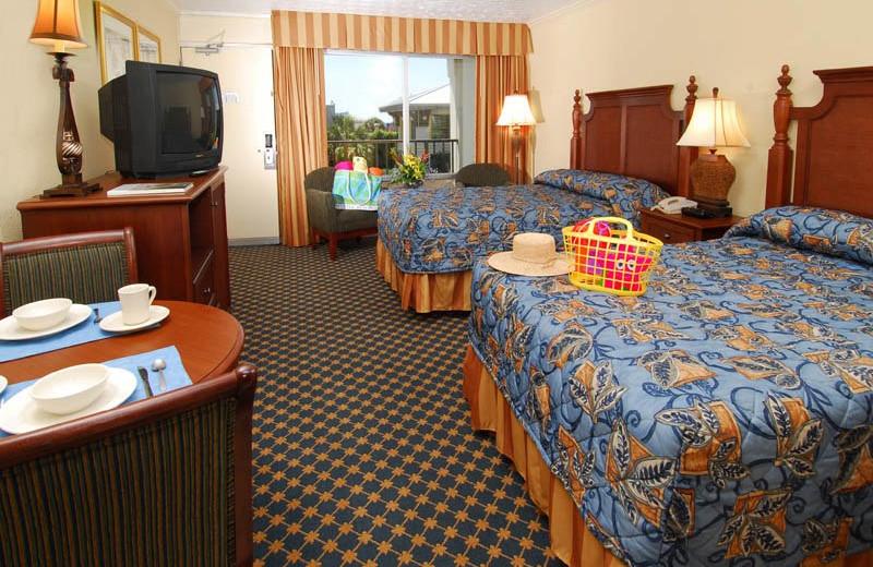 Guest Room at SeaCrest Oceanfront Resort
