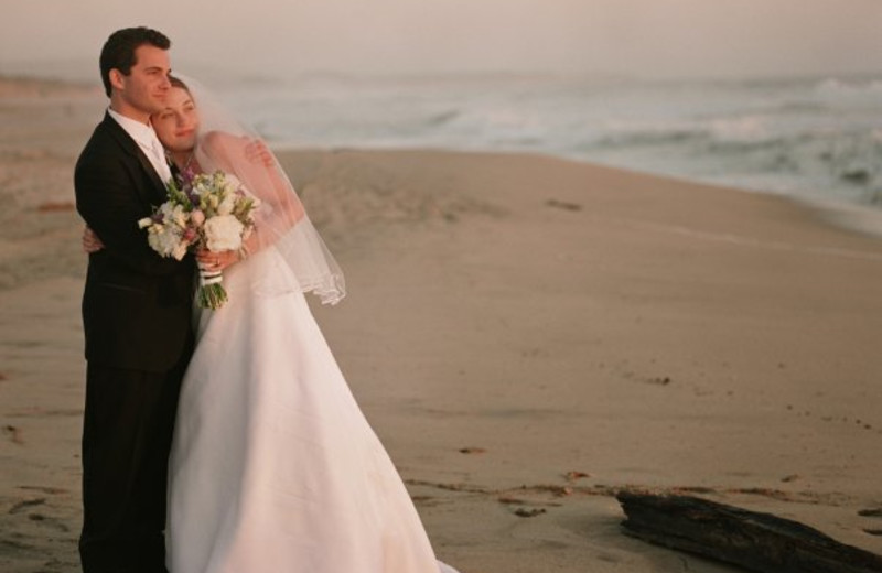 Wedding Couple at Oceano Hotel & Spa