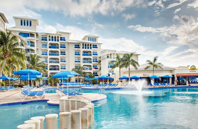 Exterior View of Barcelo Costa Cancun