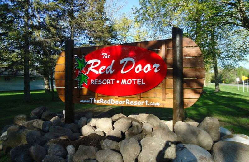 Welcome to The Red Door Resort.